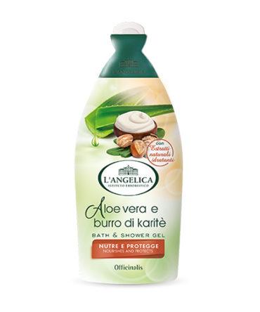 Gel douche Officinalis Aloe Verra & burro di karité