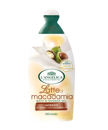 Gel douche Officinalis Latte di Macadamia