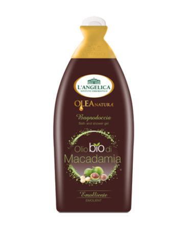 Gel douche Olea Naturae Olio di Macadamia
