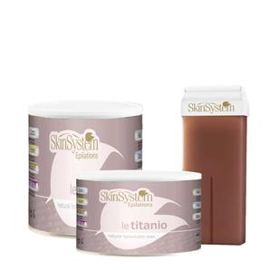Skin.System TITANIO CHOCOLATE