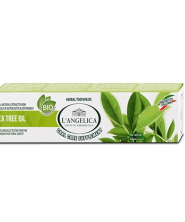 Dentifrice TEA TREE OIL