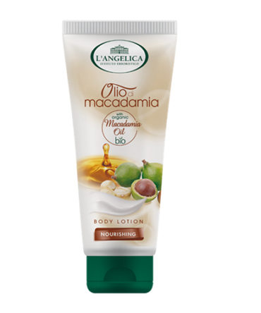 BODY LOTION OLIO DI MACCADEMIA