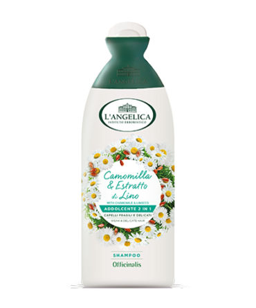 Shampoo camomilla 250ML
