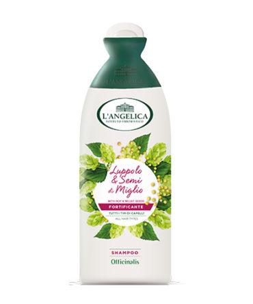 Shampoo luppolo e semi di miglio 250ML