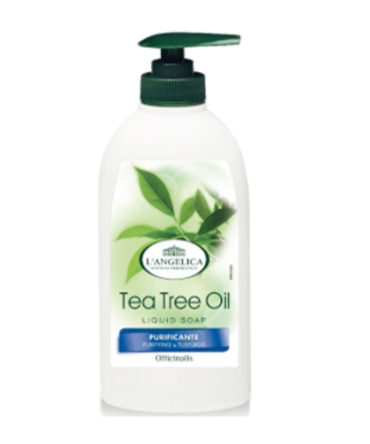 Savon liquide tea tree oil 300 ML