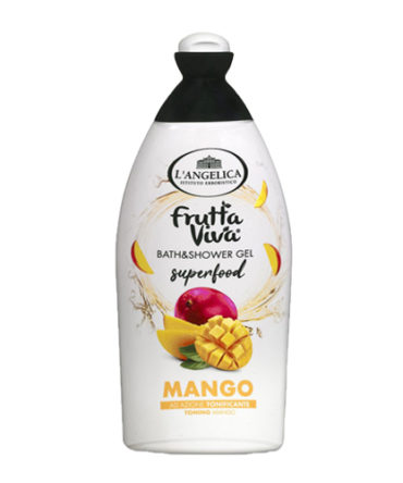 GEL DOUCHE FRUTTA VIVA MANGO 500ML