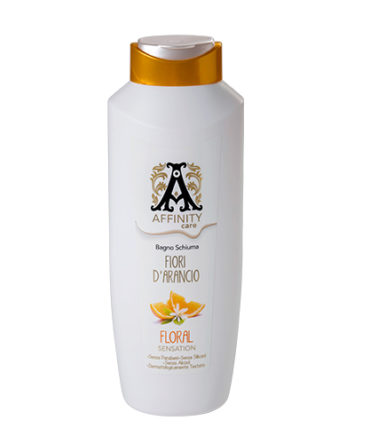 AFFINITY GEL DOUCHE FLEUR D'ORANGE 750ML
